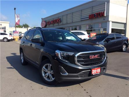 2018 GMC Terrain SLE (Stk: 588041A) in Milton - Image 1 of 18