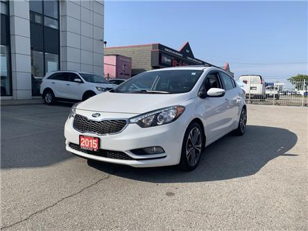 2015 Kia Forte  (Stk: 8027A) in North York - Image 2 of 14