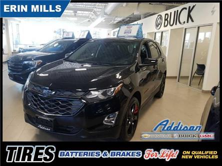 2019 Chevrolet Equinox LT (Stk: K6211968) in Mississauga - Image 1 of 17