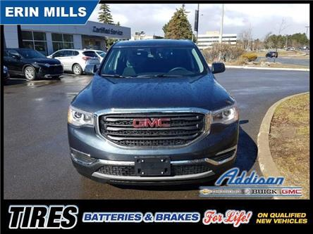 2019 GMC Acadia SLE-1 (Stk: KZ205339) in Mississauga - Image 2 of 17