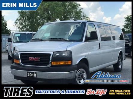 2018 GMC Savana 3500 LT (Stk: UM36669) in Mississauga - Image 1 of 18