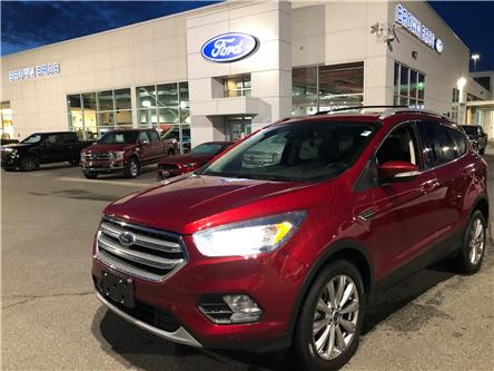 2017 Ford Escape Titanium (Stk: OP19319) in Vancouver - Image 1 of 27