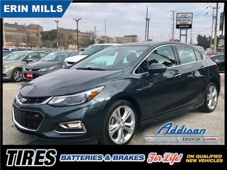 2018 Chevrolet Cruze Premier Auto (Stk: UM19070) in Mississauga - Image 2 of 22