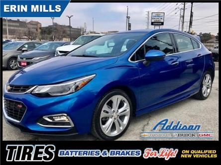 2018 Chevrolet Cruze Premier Auto (Stk: UM21274) in Mississauga - Image 2 of 16