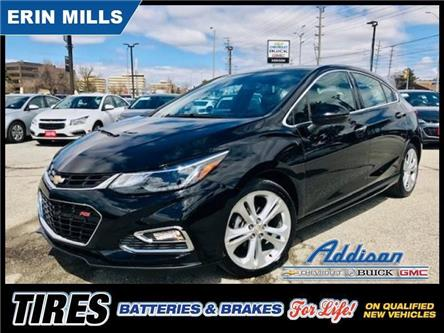 2018 Chevrolet Cruze Premier Auto (Stk: UM29528) in Mississauga - Image 1 of 15
