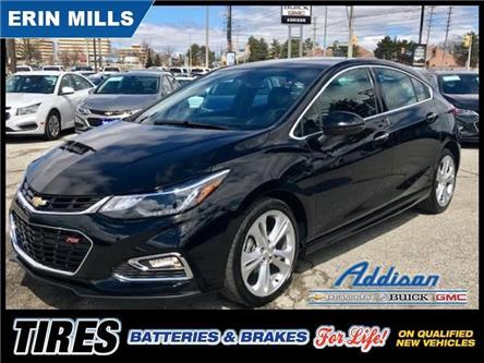 2018 Chevrolet Cruze Premier Auto (Stk: UM29528) in Mississauga - Image 2 of 15