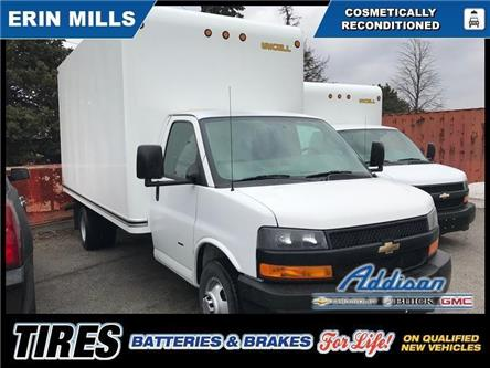 2018 Chevrolet Express Cutaway Work Van (Stk: UM00061) in Mississauga - Image 1 of 2