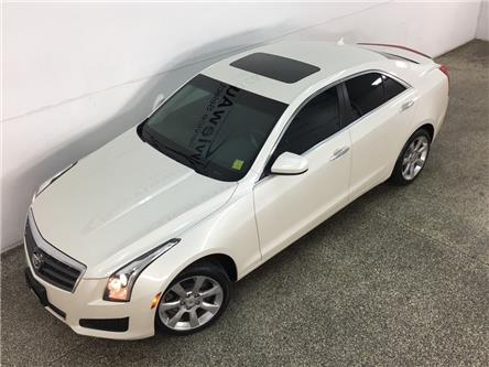2014 Cadillac ATS 2.0L Turbo (Stk: 35461JA) in Belleville - Image 2 of 27
