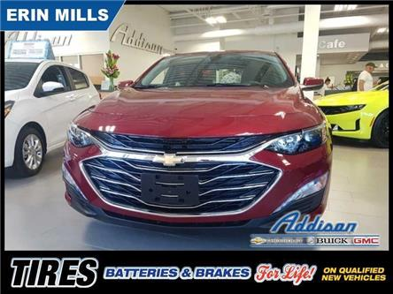 2019 Chevrolet Malibu LT (Stk: KF220254) in Mississauga - Image 2 of 17