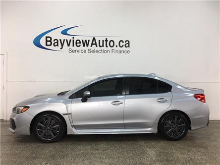 2018 Subaru WRX Base (Stk: 35510W) in Belleville - Image 1 of 24
