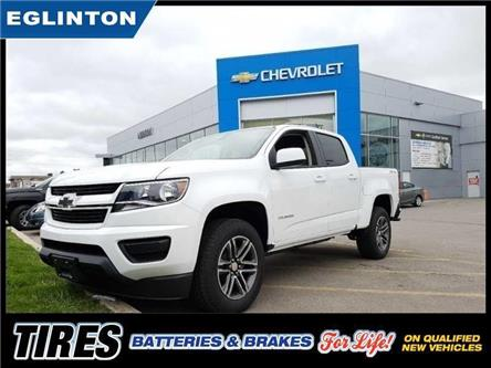 2019 Chevrolet Colorado WT (Stk: K1121942) in Mississauga - Image 1 of 17