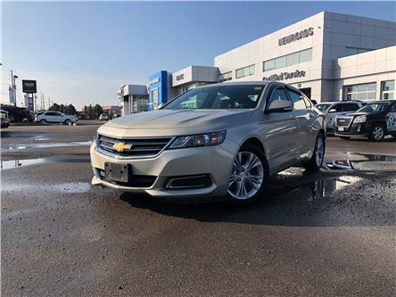 2015 Chevrolet Impala 1LT (Stk: 6214470A) in Newmarket - Image 1 of 27