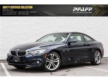 2014 BMW 428i xDrive (Stk: U12413) in Markham - Image 1 of 7