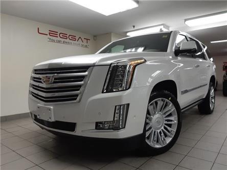 2020 Cadillac Escalade Platinum (Stk: 209515) in Burlington - Image 1 of 27