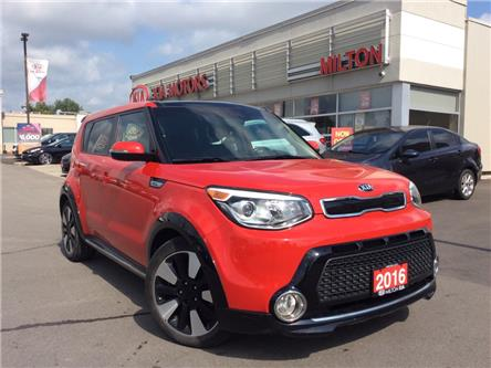 2016 Kia Soul Urban Special Edition (Stk: 074235A) in Milton - Image 1 of 18