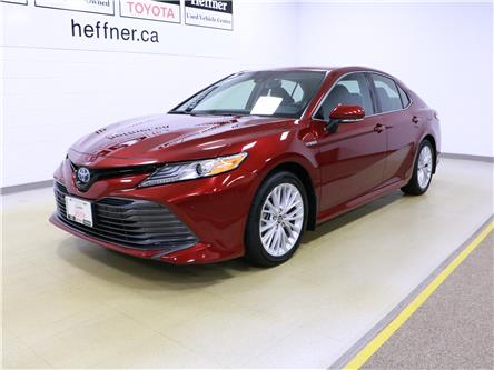 2019 Toyota Camry Hybrid XLE (Stk: 195895) in Kitchener - Image 1 of 33