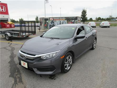 2016 Honda Civic LX (Stk: K14560A) in Ottawa - Image 1 of 22