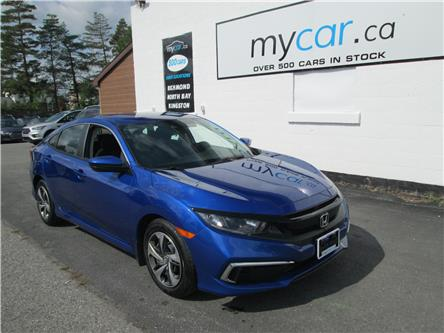 2019 Honda Civic LX (Stk: 191439) in North Bay - Image 1 of 16