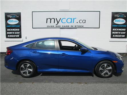 2019 Honda Civic LX (Stk: 191439) in North Bay - Image 2 of 16