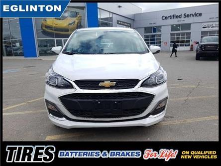 2019 Chevrolet Spark 1LT CVT (Stk: KC789856) in Mississauga - Image 2 of 16