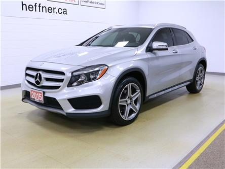 2015 Mercedes-Benz GLA-Class Base (Stk: 197237) in Kitchener - Image 1 of 31