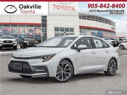 2020 Toyota Corolla XSE (Stk: 20141) in Oakville - Image 1 of 21