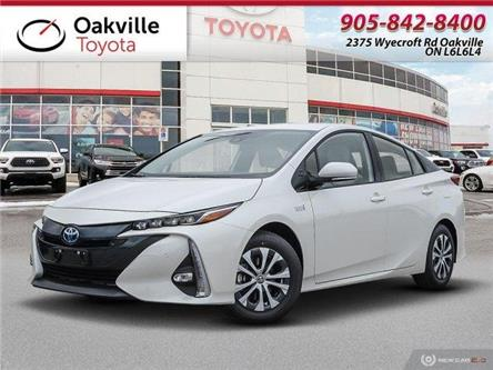 2020 Toyota Prius Prime Upgrade (Stk: 20163) in Oakville - Image 1 of 23