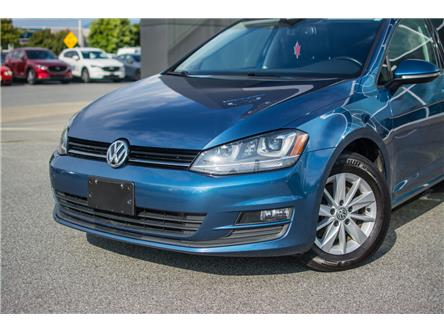 2016 Volkswagen Golf 1.8 TSI Comfortline (Stk: 9M162A) in Chilliwack - Image 2 of 22