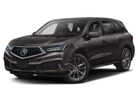 2020 Acura MDX A-Spec (Stk: AU110) in Pickering - Image 1 of 9
