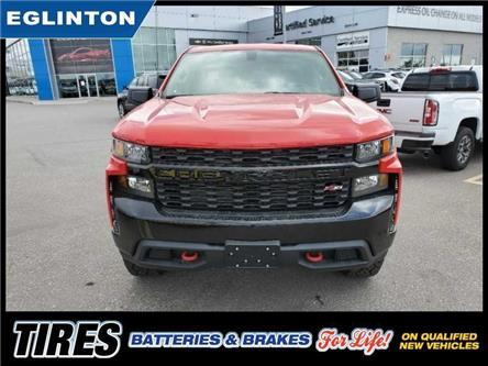 2020 Chevrolet Silverado 1500 Silverado Custom Trail Boss (Stk: LZ104831) in Mississauga - Image 2 of 17
