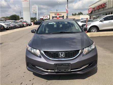 2014 Honda Civic LX (Stk: P0114) in Milton - Image 2 of 15