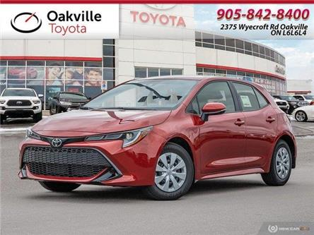 2019 Toyota Corolla Hatchback Base (Stk: 29755) in Oakville - Image 1 of 22