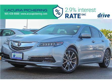2016 Acura TLX Tech (Stk: AP4958) in Pickering - Image 1 of 33