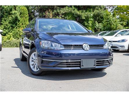 2019 Volkswagen Golf 1.4 TSI Comfortline (Stk: KG027480) in Vancouver - Image 1 of 30