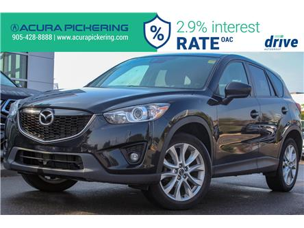 2014 Mazda CX-5 GT (Stk: AU090A) in Pickering - Image 1 of 13