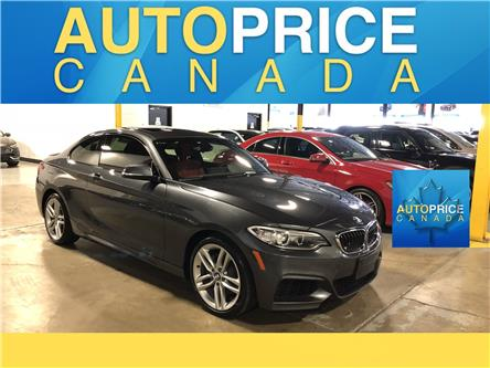 2016 BMW 228i xDrive (Stk: F0598) in Mississauga - Image 1 of 24