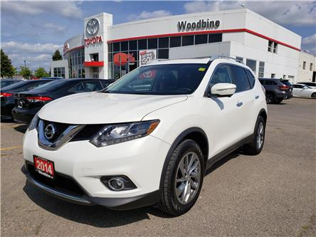 2014 Nissan Rogue SL (Stk: P6847A) in Etobicoke - Image 1 of 27