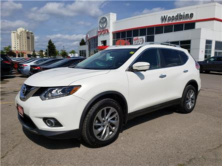 2014 Nissan Rogue SL (Stk: P6847A) in Etobicoke - Image 2 of 27