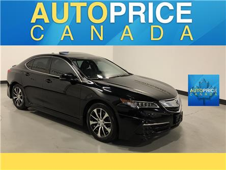 2015 Acura TLX Tech (Stk: W0590) in Mississauga - Image 1 of 28