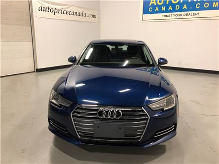 2017 Audi A4 2.0T Komfort (Stk: W0599) in Mississauga - Image 2 of 28