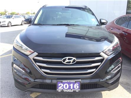 2016 Hyundai Tucson Luxury (Stk: 7964H) in Markham - Image 2 of 24