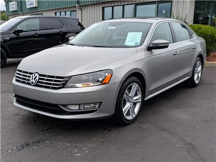 2013 Volkswagen Passat 2.0 TDI Highline (Stk: 10523) in Lower Sackville - Image 1 of 18