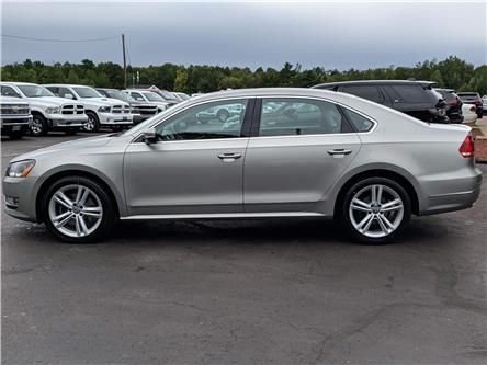 2013 Volkswagen Passat 2.0 TDI Highline (Stk: 10523) in Lower Sackville - Image 2 of 18