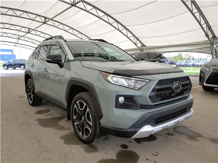 2019 Toyota RAV4 Trail (Stk: L20013A) in Calgary - Image 1 of 26