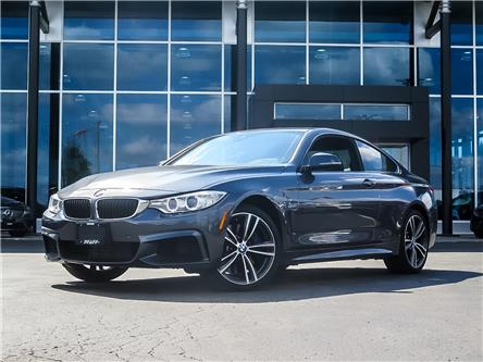 2016 BMW 435i xDrive (Stk: 39192B) in Kitchener - Image 1 of 25