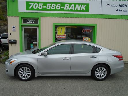 2013 Nissan Altima 2.5 S (Stk: ) in Sudbury - Image 1 of 6