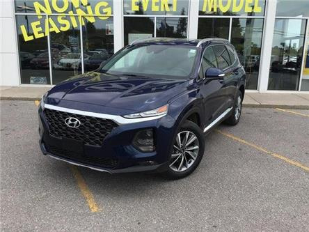 2020 Hyundai Santa Fe Preferred 2.4 (Stk: H12266) in Peterborough - Image 1 of 20