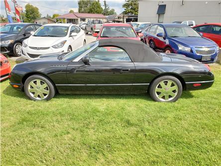 2002 Ford Thunderbird Standard (Stk: ) in Kemptville - Image 2 of 10