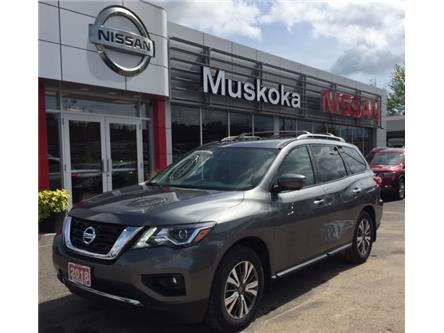 2018 Nissan Pathfinder SL Premium (Stk: 18107) in Bracebridge - Image 1 of 20