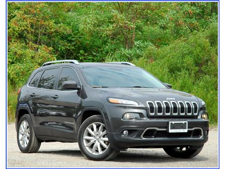 2016 Jeep Cherokee Limited (Stk: OP3895) in Kitchener - Image 1 of 17
